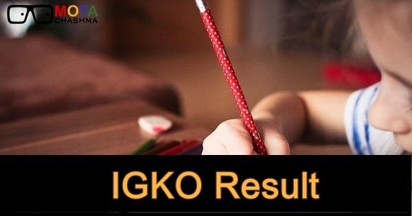 igko result