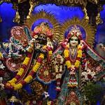 ISKCON Ujjain Deity Darshan 08 Sep 2019