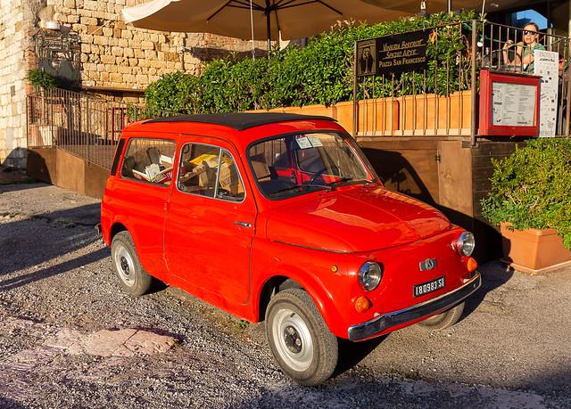 Delinat-Weinreise Toskana 2019