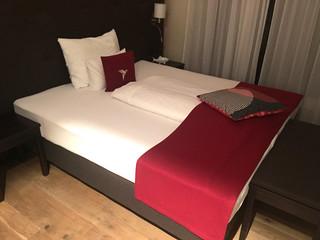 22 - Bett - Hotel das Mei - Muttern