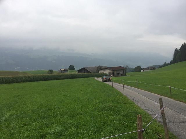 07 - Anfahrtsweg zur Rachkuchl