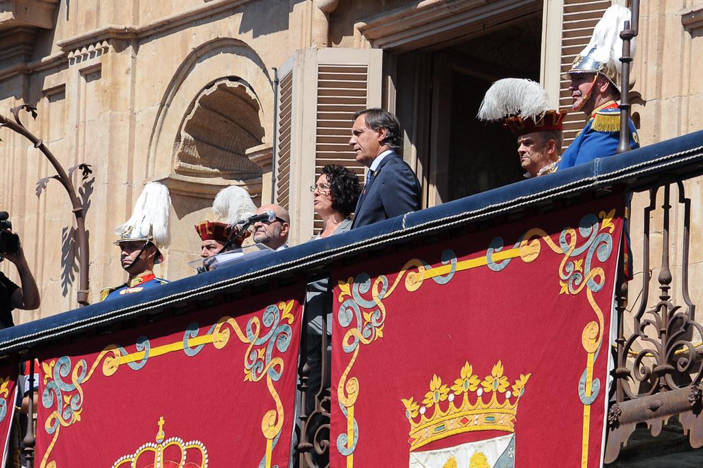 Comitiva, pregón y desfiles en honor de la Virgen de la Vega (32)