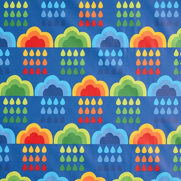 """Regenjacke """"Wölkchen"""", blau"""