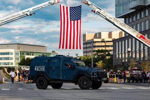Arlington Police, Fire & Sheriff  9-11 Memorial 5K