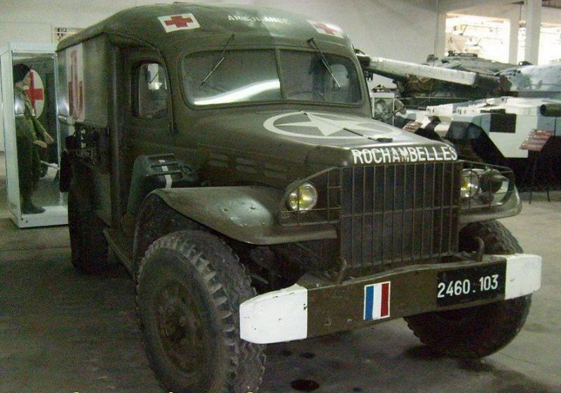 Dodge WC54 1