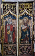 roodscreen: St James and St Thomas