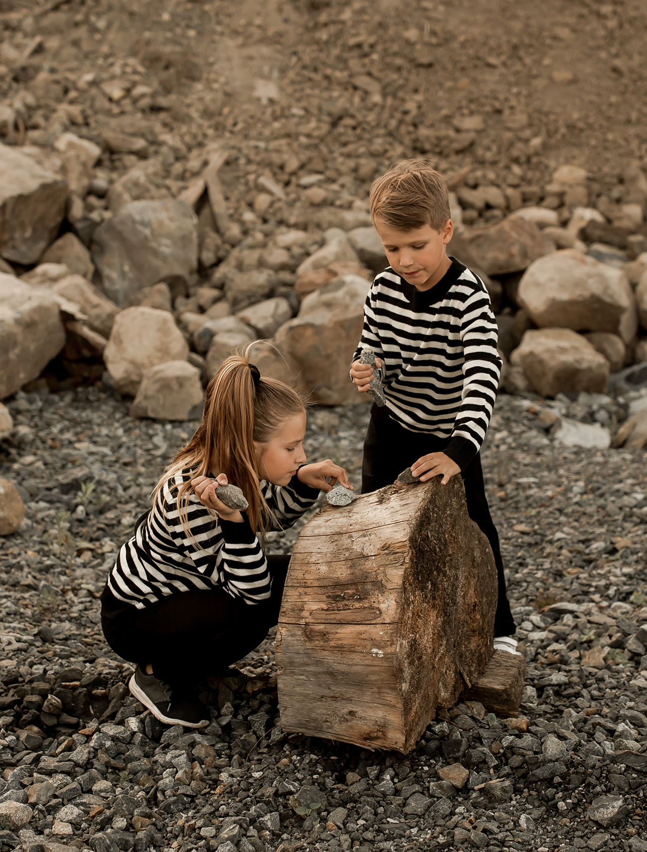 pierre robert lapset
