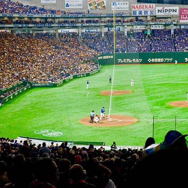 #野球 #baseball #プロ野球 #NPB #後楽園 #Korakuen #東京ドーム #TokyoDome #巨人 #DeNA #ジャイアンツ #ベイスターズ #文京区 #Bunkyoku #東京 #Tokyo #日本 #japan
