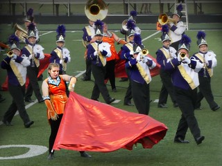 High School Band Competion