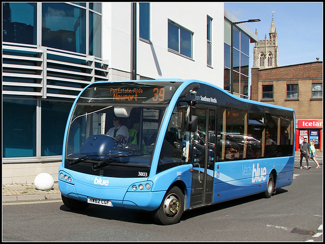 Southern Vectis 3803