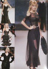Chanel Haute Couture S/S 1995