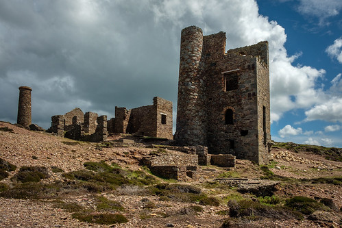 Wheal Coates, Chapel Porth