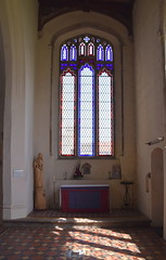 south chancel aisle chapel
