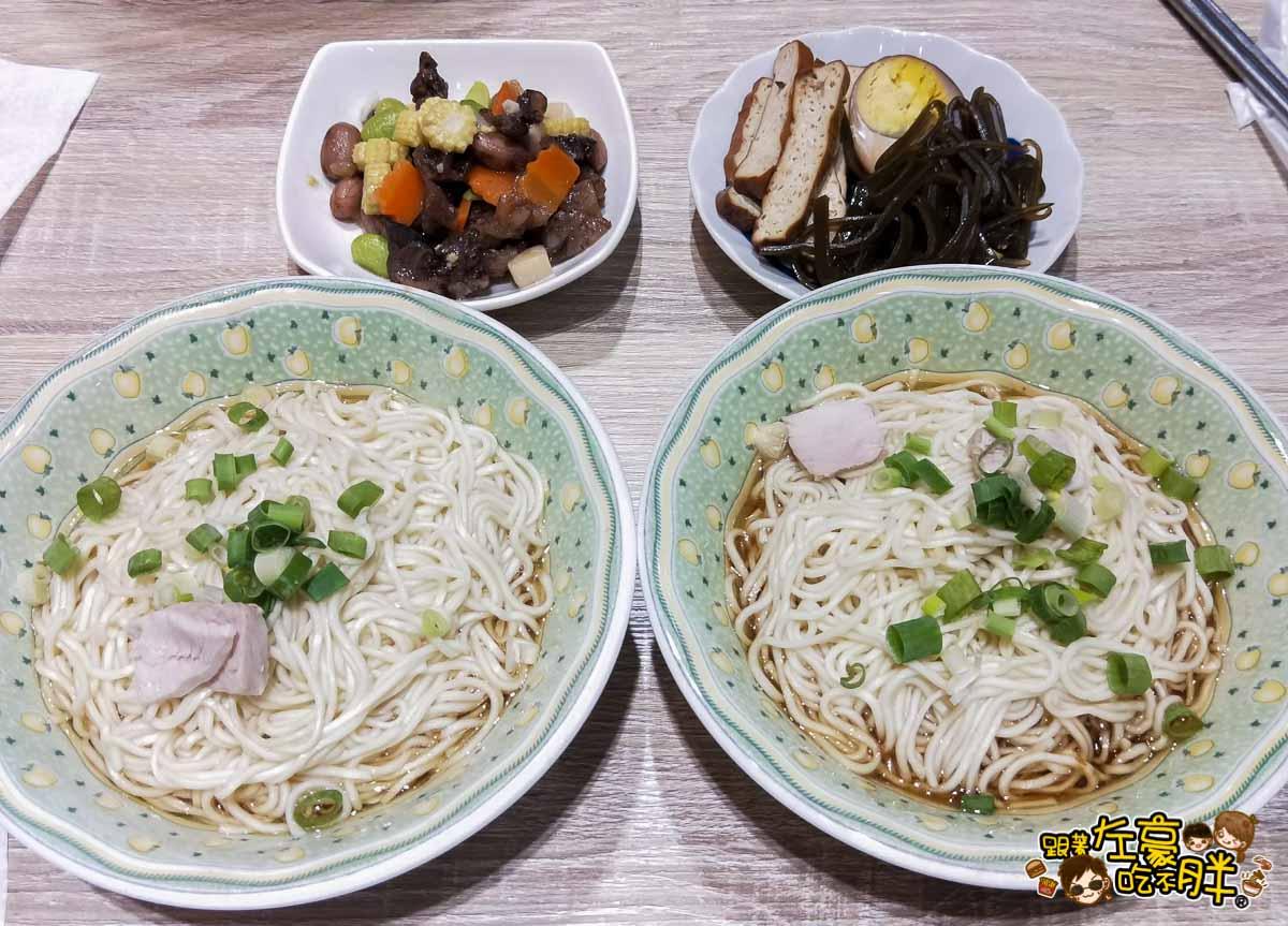 李記福州乾麵 鳳山美食華鳳特區-11