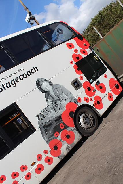 Stagecoach 10534 - SN16OMY