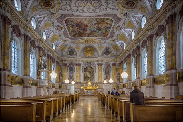 Bürgersaalkirche in München