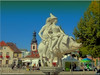 Schwetzingen - Ritt auf dem Glücksschwein ( ride on a lucky pig)