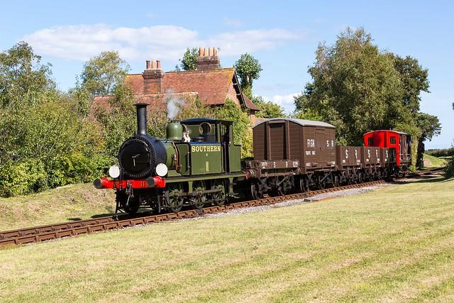 Southern Railways No.W11 Newport