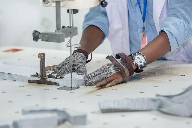 Garments Worker Bangladesh | Cutting Section