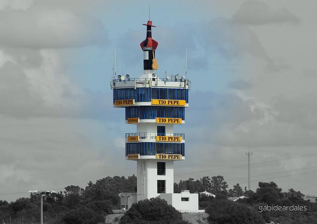Tío Pepe -07- Torre Circuito Jerez