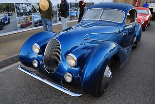Talbot-Lago T23 Figoni et Falaschi Faux Cabriolet s-n 93043 1938 1