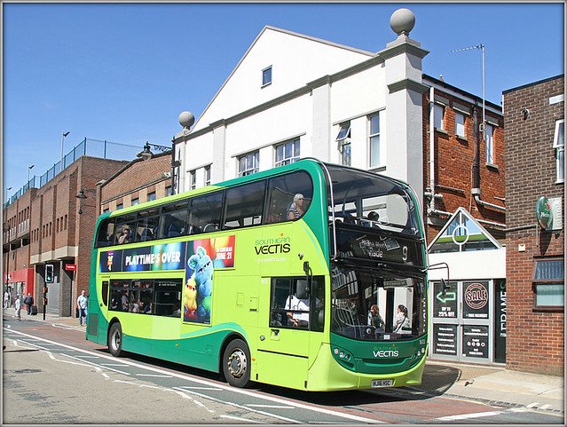 Southern Vectis 1613