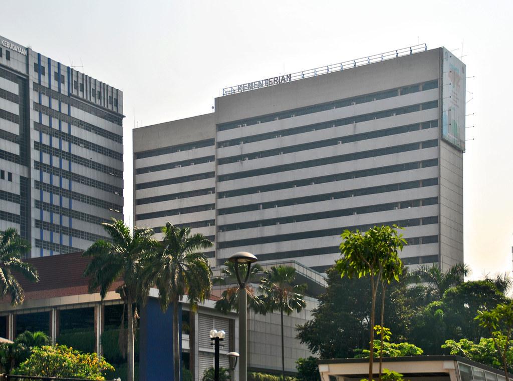 Gedung Kementerian Pendidikan & Kebudayaan