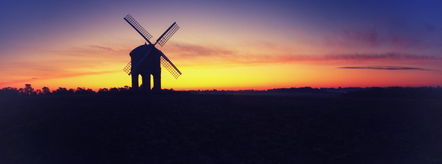 Chesterton Windmill Sunrise