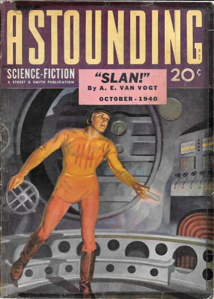 Astounding - 1940
