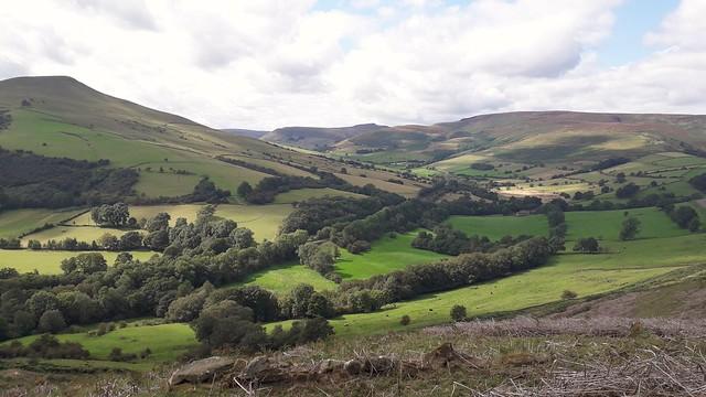 Vale of Edale Peak District Derbyshire