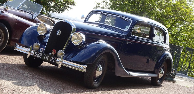 Hotchkiss type 686 Cabourg 20 chx 1936 -  48699275376_9527a4c87b_c