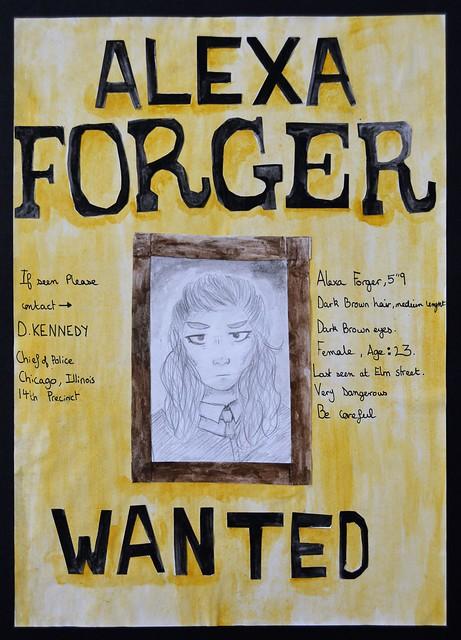 Poster Design by Enda Johnston