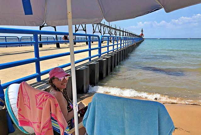 Beach Daze #54 Michigan
