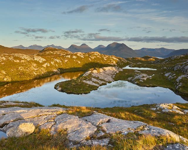 A Mountain Lochan