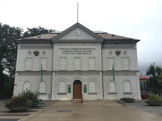 32 - Kaiserjägermuseum Innsbruck