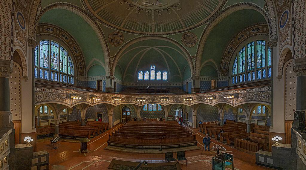 Evangelische Immanuel-Kirche Dortmund-Marten | Der