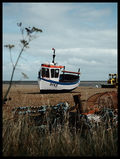 Aldeburgh boats-2 | by smartiepants88