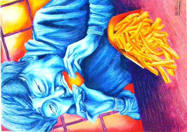 Imaginative Composition by Emily Devereux (2)
