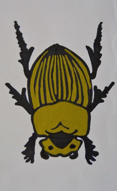 Beetle by Avi Johnston