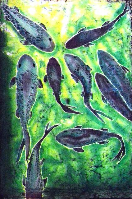 Batik by Josephine Krieger