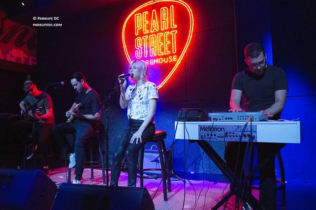 Live Review: Phantogram @ Pearl Street Warehouse — 9/6/19