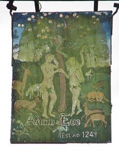 The Adam & Eve Pub, Norwich, Norfolk, England.