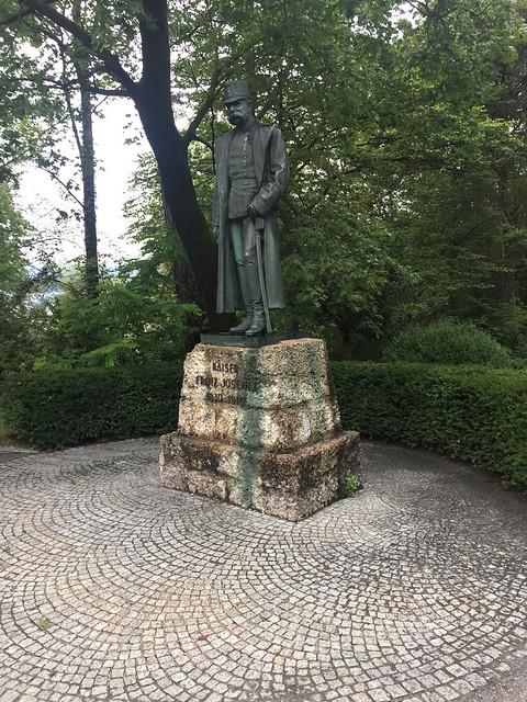 35 - Kaiser Franz Josef Statue