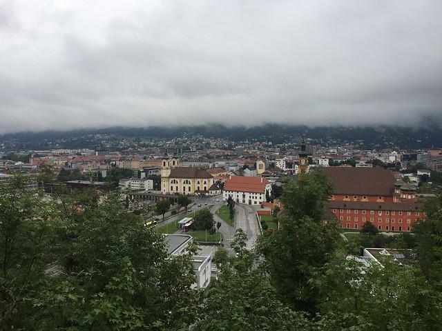33 - Blick über Innsbruck