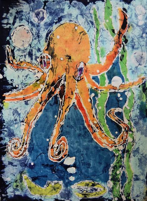Batik by Denis Cully