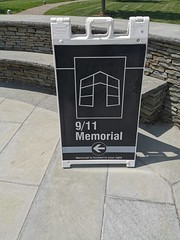 9/11 Memorial at Boston Logan Airport
