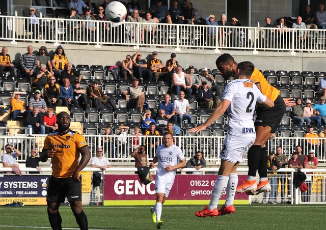 NLS: Maidstone Unirted 2-2 Havant & Waterlooville