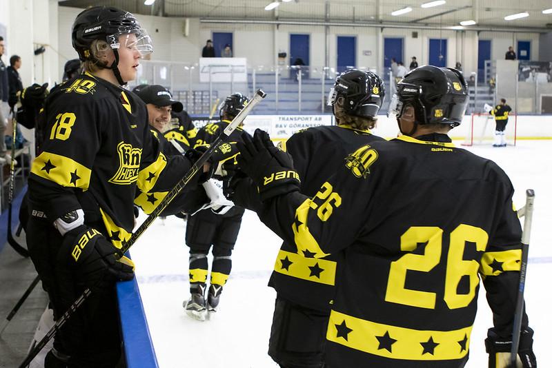 Vännäs HC- Örnskölsvik HF 2019-09-08