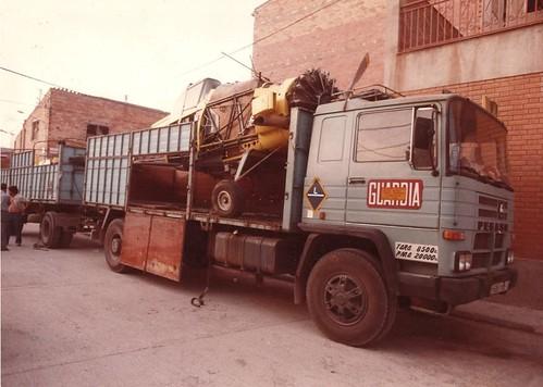 Pegaso 310 Transports Guàrdia Artesa de Segre