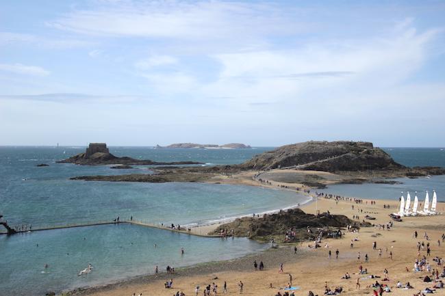 Mon séjour à St Malo et ses alentours